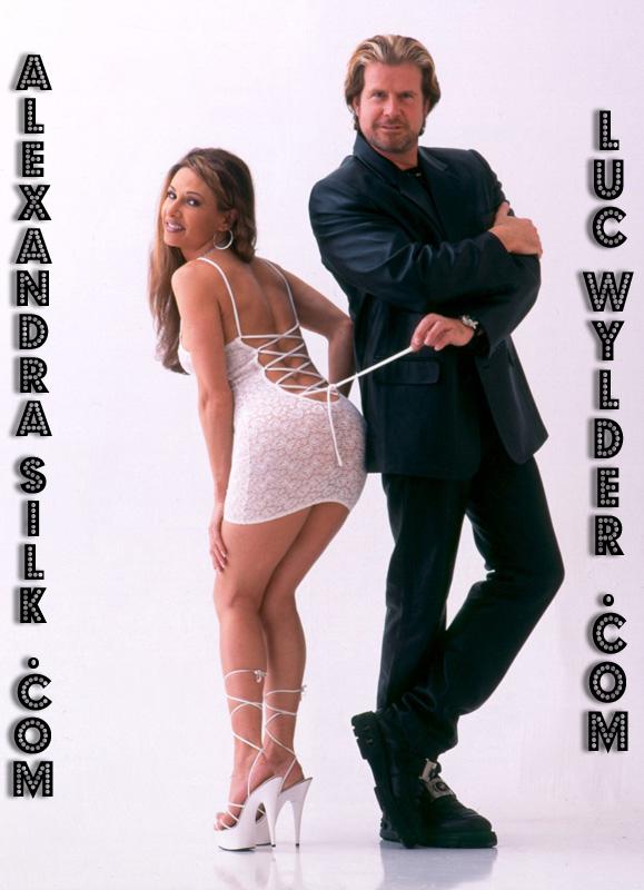 Alexandra Silk & Luc Wylder