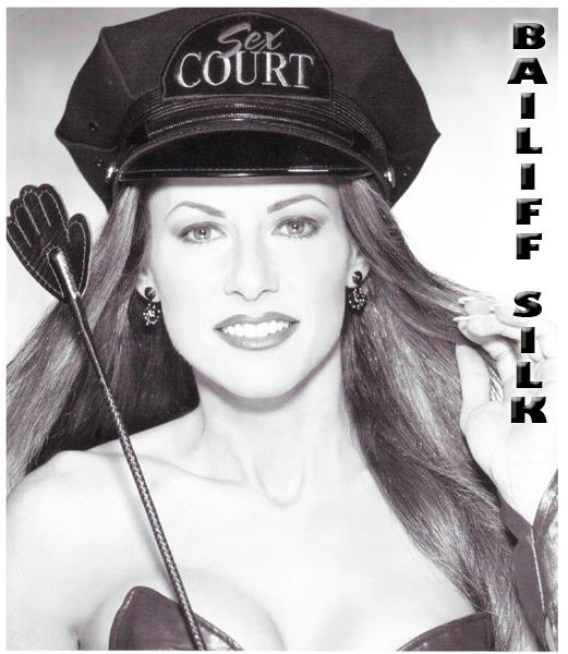 Bailiff Alexandra Silk